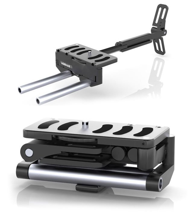 Edelkrone Pocket DSLR Stabilisation Rig