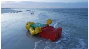 Mysterious Lego Man Found In Florida Beach
