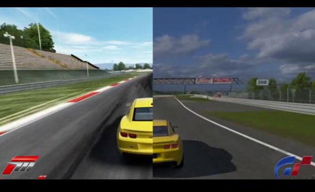 Forza4 vs GT5