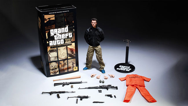 GTA Action Figure