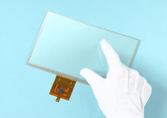 Gloved Hand Capacitive Screen