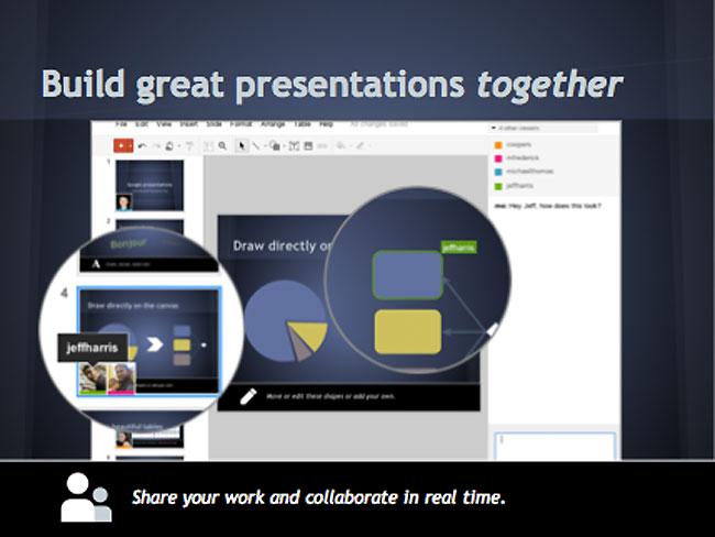 Google Docs Presentations