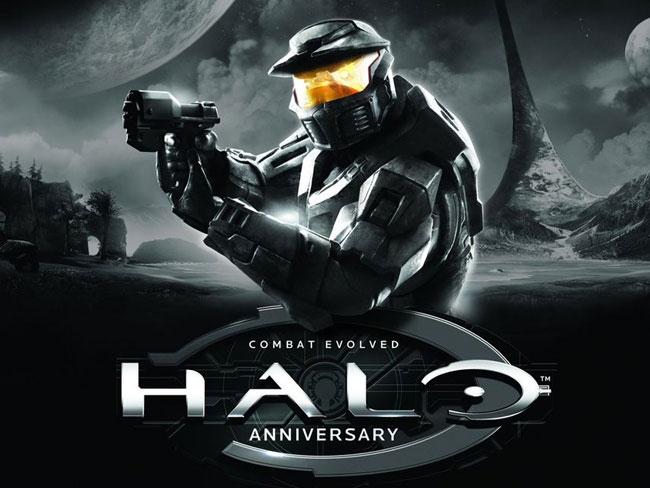 Halo Anniversary Kinect