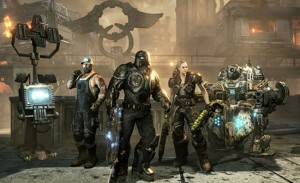 Gears Of War 3 Horde Command Pack Arriving November 1st