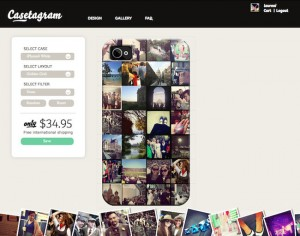 Casetagram Creates Custom iPhone Cases From Your Instagram Photos