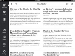 Instapaper 4.0 iOS Update Brings Redesigned User Interfaces And Plenty of New Features