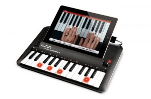 ION Piano Apprentice Learning Keyboard Now Shipping