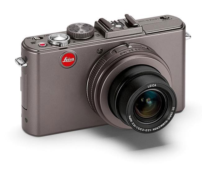 Leica Titanium Edition D-Lux 5