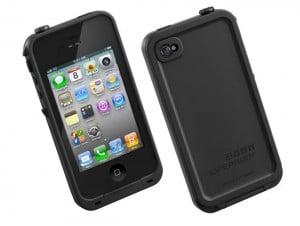 Lifeproof iPhone 4S Case Is Waterproof, Dustproof And Shock Proof