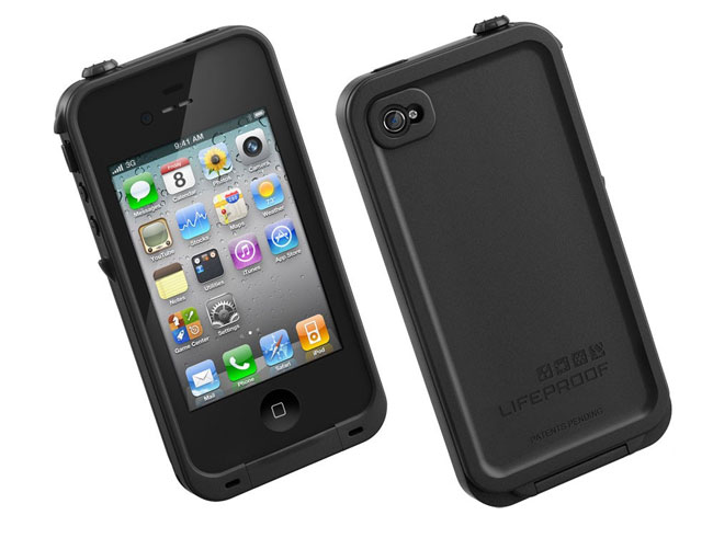 lifeproof case iphone 4s lifeproof iphone 4s is waterproof dustproof and 15616