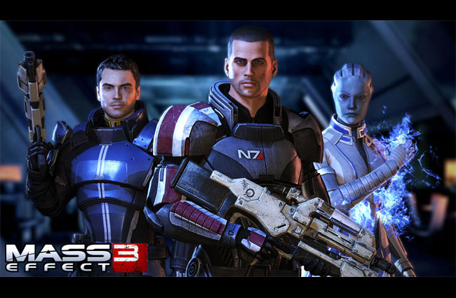BioWare Unveils Mass Effect 3 Co-op And Galaxy At War Mode