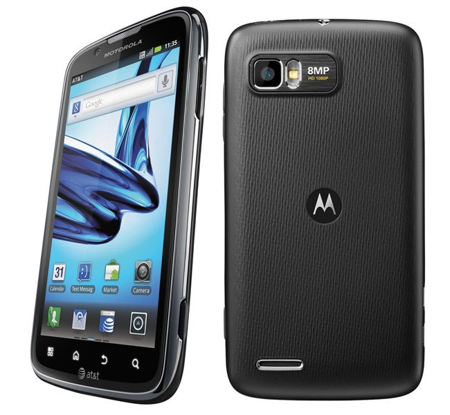 Motorola Atrix 2 Coming 16th October