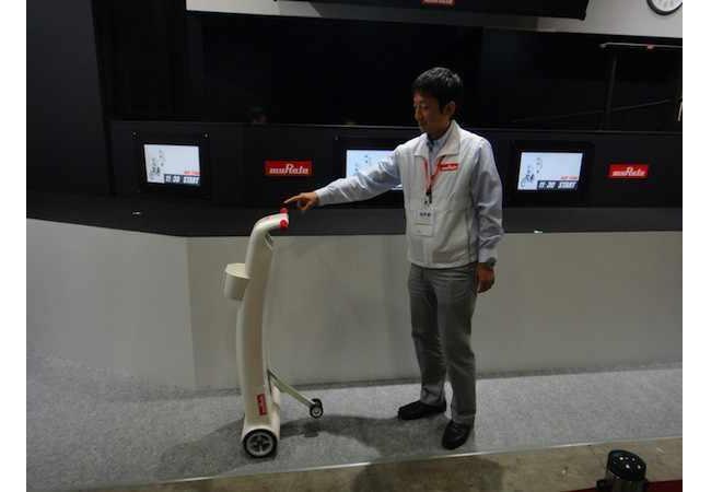 Murata walking aid