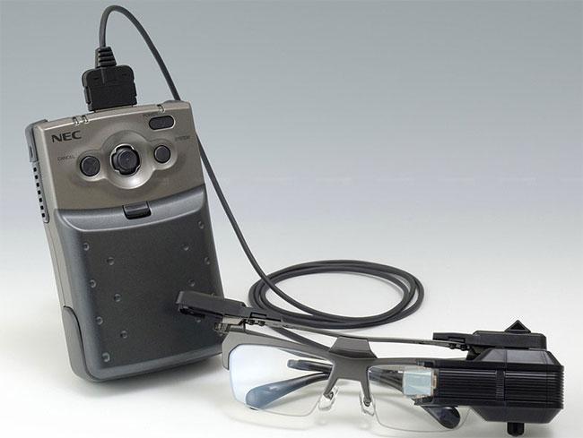 NEC TeleScouter