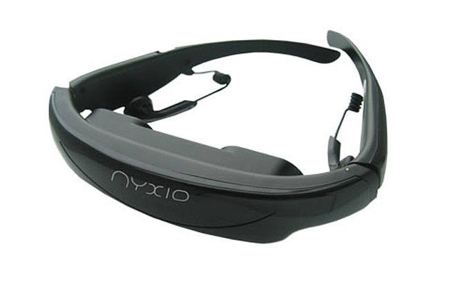 Nyxio Venture MMV Virtual Video Display Eyewear