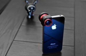 Olloclip Adds Lenses To Your iPhone 4S Camera
