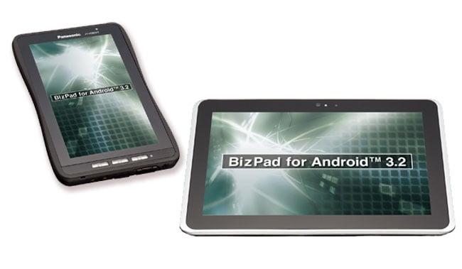Panasonic Unveils BizPad Android Tablets