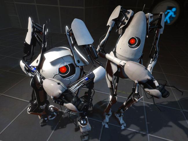 Portal 2 Peer Review