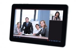 Polycom RealPresence Mobile Tablet Video Conferencing App, Can Connect 16 Calls At Once
