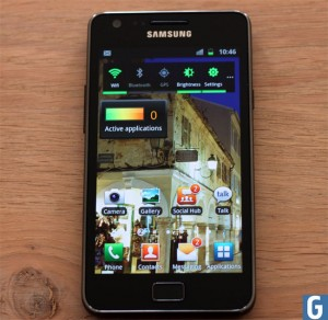 Samsung Galaxy S II Lands On AT&T