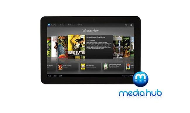 Samsung Media Hub Beta