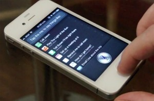 Another Video Of Siri Ported To The iPhone 4