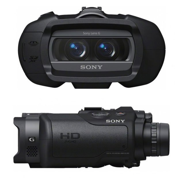Sony 3D Digital Recording Binoculars