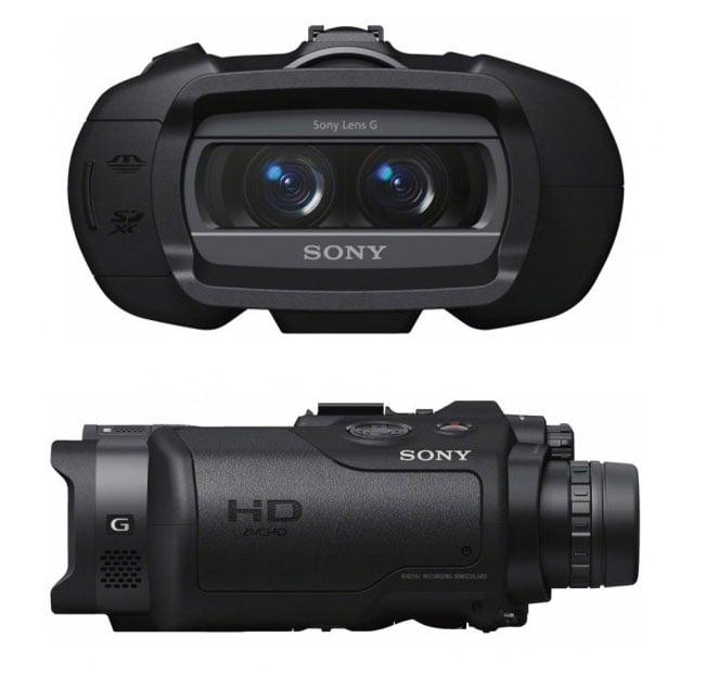 Sony 3D Digital Recording Binoculars