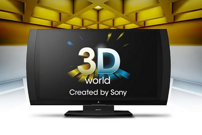 Sony PlayStation 3D Monitor