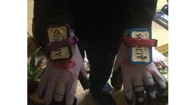 Tazer Gloves