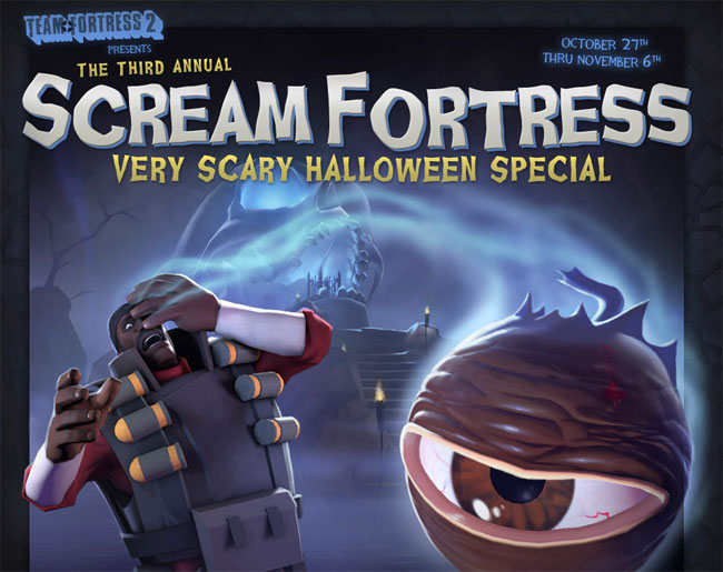 Team Fortress Halloween
