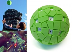 The Panoramic Ball Cam, Uses 36 Smartphone Cameras For A True 360 Degree View (video)