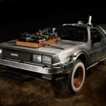 Back To The Future III DeLorean To Be Auctioned For $600,000