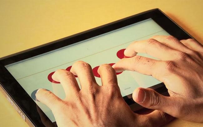 Stanford Braille Tablet