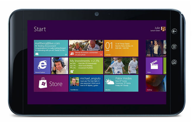 Dell Windows 8 Tablet