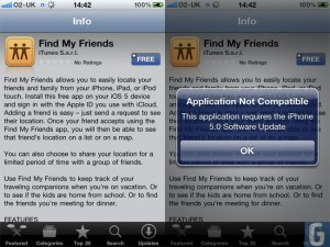 Apple's Find My Friends Goes Live Ahead Of iOS 5 Launch