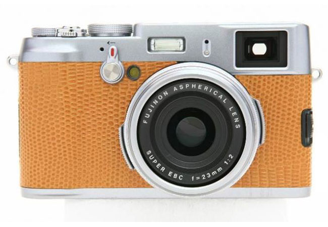 Special Edition Fujifilm X100 Announced