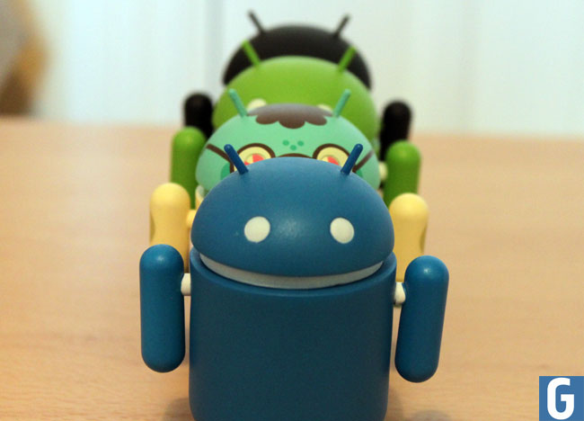 Samsung Galaxy Nexus Boot Animation