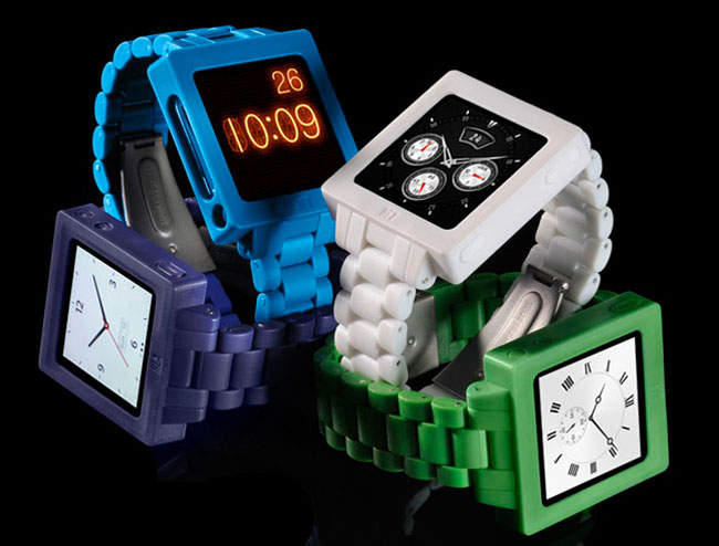 Hex Icon Watch