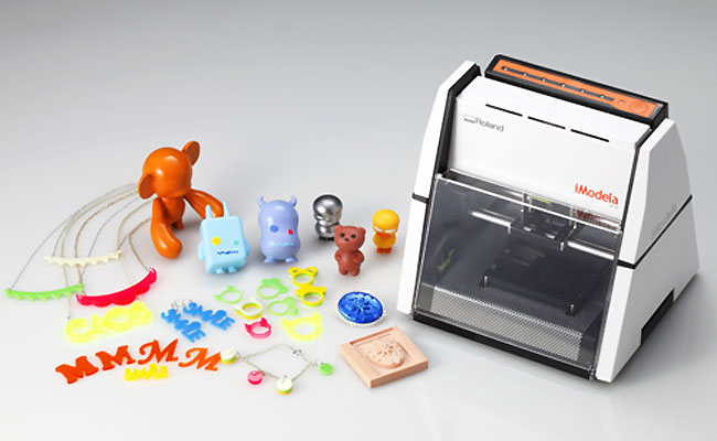 iModela USB 3D Printer