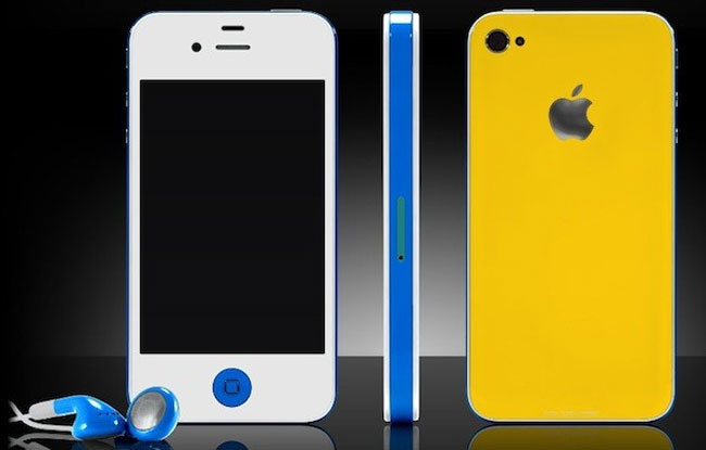 iPhone 4S Colorware