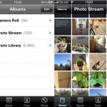 iPhone 4S PhotoStream