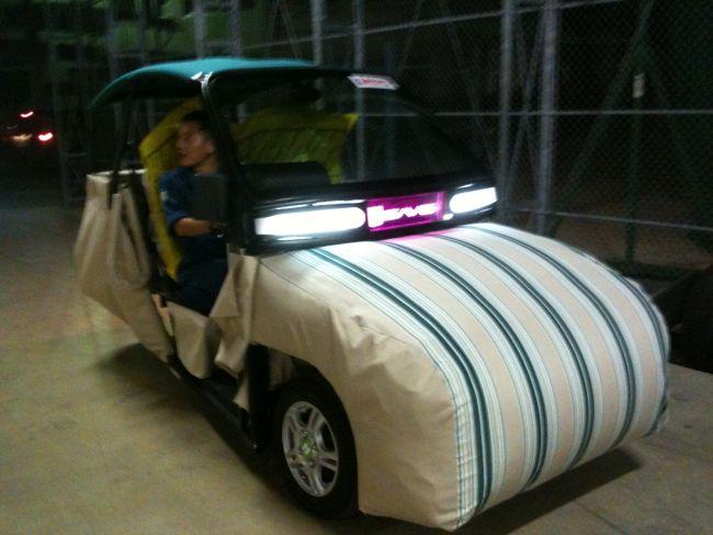 iSAVE car
