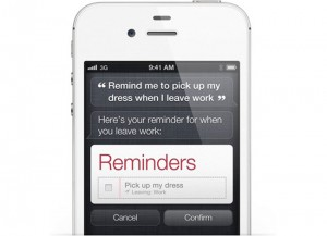 Apple's iPhone 4S Siri In Action (Video)