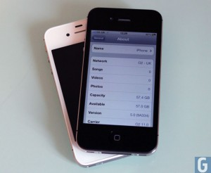 Apple's iOS 5 Already Installed On One Third Of Compatible Devices