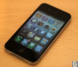 iPhone 4S Goes Up For Pre Order At Apple Store