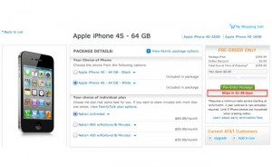 iPhone 4S AT&T