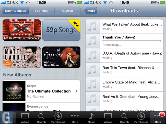 iTunes Cloud Hits The UK Ahead Of iOS 5 Release