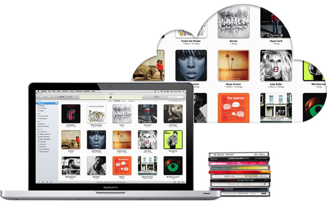 Apple's iTunes Match Launch Imminent?