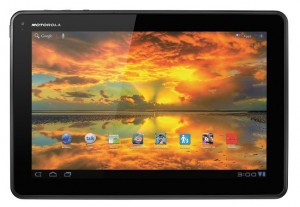 Motorola Xoom Family Edition Tablet Announced